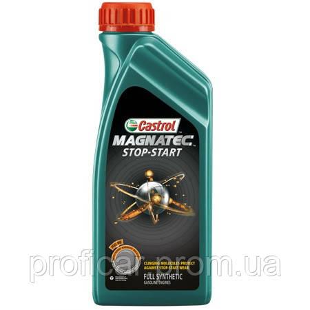 Моторное масло Castrol Magnatec Stop - Start 5W-30