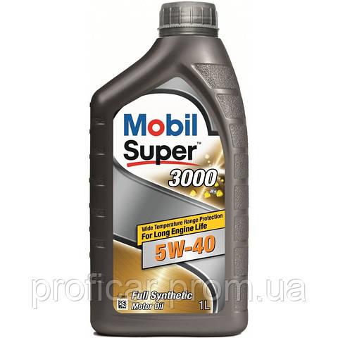 Моторное масло Mobil SUPER 3000 5W-40