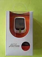 Велокомпьютер Top Action T10 белый