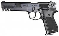 """Пневматический пистолет Umarex Walther CP 88 6"""" Compatition (416.00.05)"""