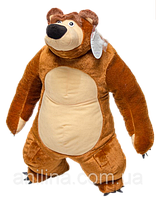 """Плюшевый мишка """"Маша и Медведь"""" 75 см"""