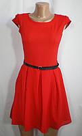 Яркое стильное летнее платье для девушки