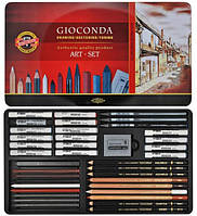 Художественный набор Gioconda Koh-i-Noor ( 8891 )