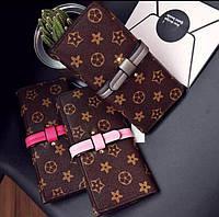 Кошелек женский Louis Vuitton Луи Виттон копия фабричный Китай выбор цветов, фото 1