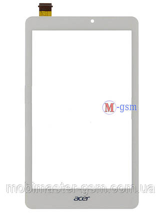 Тачскрин (сенсорный экран) Acer Iconia Tab W1-810-11HM белый, фото 2