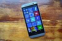 Смартфон HTC One M8 Windows 32Gb Gray Оригинал!