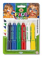 Краски для лица Koh-I-Noor  Standart Colors ( 4610 )