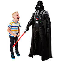 Электронный большой Дарт Вейдер 120 см, Star Wars Darth Vador Battle Buddy, Оригинал из США