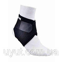 Универсальный неопреновый бандаж-фиксатор на голеностопный сустав Level 2 Ankle Support/adjustable w/straps