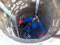 Чистка, обслуживание, восстановление функционирования канализационных колодцев