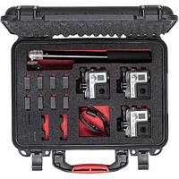 Кейс HPRC 2350 для 3-х GoPro и аксессуаров