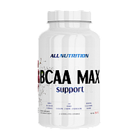 Аминокислоты Бца (BCAA) Max Support 250g  All Nutrition  лимон