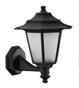 Светильник садово-парковый BEGONYA-1, черный