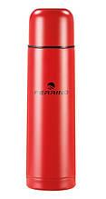 Легкий термос для напитков Vacuum Bottle 0.75 Lt Red/красный Ferrino 923443.