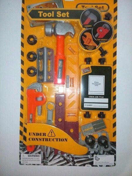 Набор инструментов. Игрушечный набор инструментов.Игрушки для мальчиков.