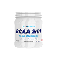 Аминокислоты Бца BCAA 2:1:1 Extra pure 1000g  All Nutrition  смородина