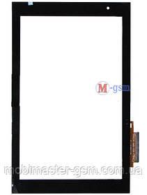Тачскрин (сенсорный экран) Acer Iconia Tab A500, A501 черный