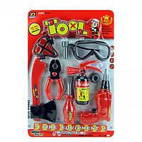 Детский игровой набор инструментов.