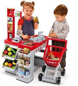 Кухни, супермаркеты, домики, горки, качели, уборка, больничка (детские игровые наборы)