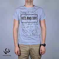 Летняя футболка для подростков Red and Dog - Heat (RED)
