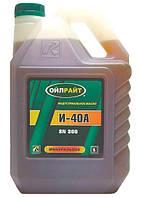 Масло индустриальное OIL RIGHT И-40 (веретенка) 5л