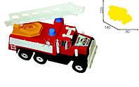 Машинка детская КАМАКС пожарная машина (Орион)