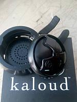 Kaloud Lotus калауд лотос  с двумя ручками  для кальяна  черный