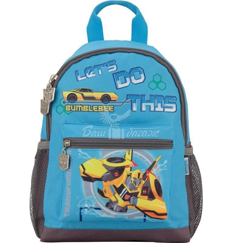 Дошкольный рюкзак Kite 534 TF. Трансформеры