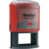 Оснастка для овального штампа пластмассовая 55мм х 35мм 44055 TRODAT