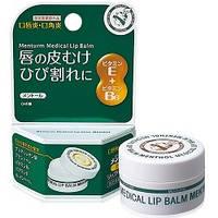 OMI Бальзам гигиенический для губ с ментолом и витаминами Е и В6 Menturm Medical 8.5 г