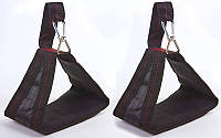 Петлі підвісні (петлі Береша) AS5001 (PL, метал, упор на лікті)