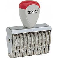 Нумератор ленточный 10-ти разрядный 3мм  15310 TRODAT