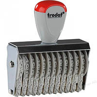 Нумератор ленточный 12-ти разрядный 5мм  15512 TRODAT
