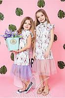 Детское нарядное платье L3 в ассортименте