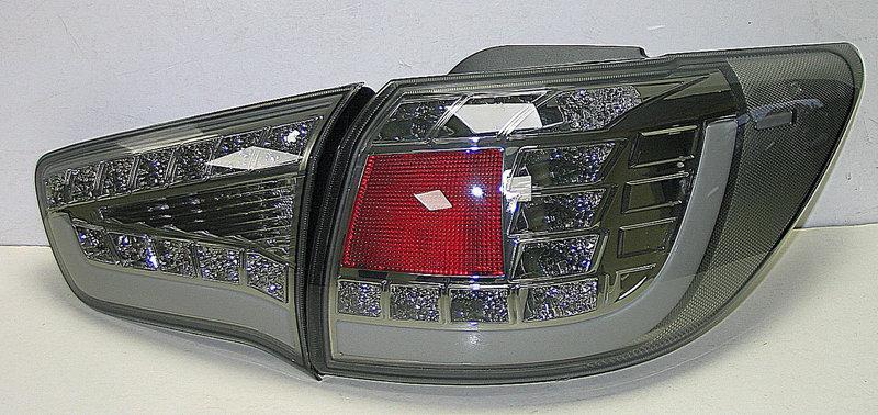 Задние Kia Sportage R альтернативная тюнинг оптика фары тюнинг-оптика задние на для KIA КИА Sportage R
