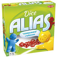 Алиас с кубиками настольная игра