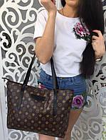 Сумка женская Louis Vuitton Луи Виттон копия фабричный Китай цвет черный