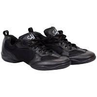 Обувь для современных танцев джазовки низкие из натуральной кожи.