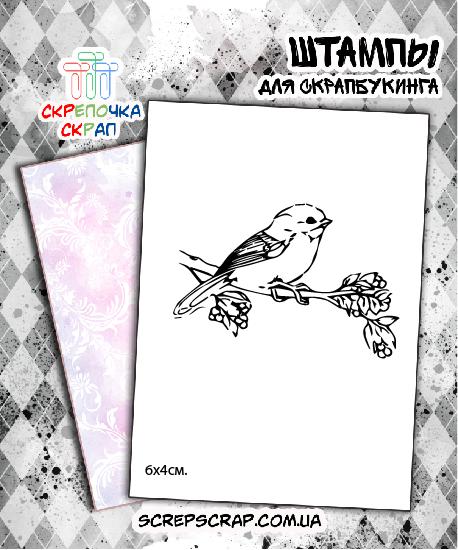 Штампы животные, птицы