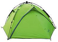 Палатка полуавтомат.  3-х местная 2-слой.  Norfin TENCH 3  3000мм / FG / (70)+190+(70)Х220х120см / NF