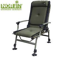 Кресло карповое регулируемое Norfin PRESTON (max140кг) / NF