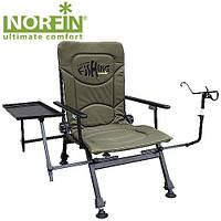 Кресло карповое с оснасткой Norfin WINDSOR (max200кг) / NF
