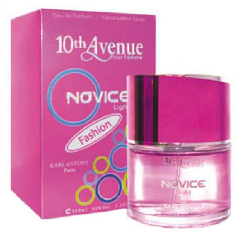 Женская парфюмерная вода 10th Avenue Novice Light Fashion 100 мл Karl Antony