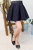 Детская школьная юбка KN-2 в ассортименте