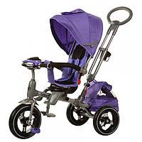 Трехколесный велосипед Turbo trike 3203 ha фиолетовый