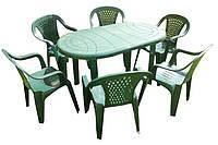 Садовая мебель PLASTIC GARDEN