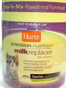 Хартс Сухое молоко для котят, 312гр/Hartz Milk Replaser for kittens