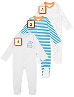 Человечек для мальчика Tu, (размеры: 74):