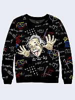 Світшот 3D Енштейнівські розрахунки, фото 1