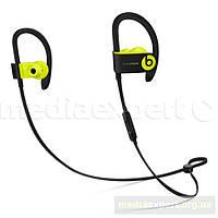 Наушники интратекальное beats by dr. dre powerbeats3 желтый